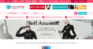 Mic Costumes Best Cosplay Stores Online