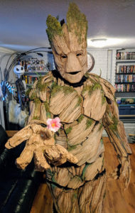 Who should I cosplay as? Try this insane Groot costume!