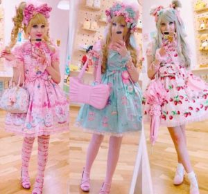 Fairy Kei J Fashion trend