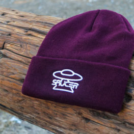 Cuffed Beanie from SaucerLA